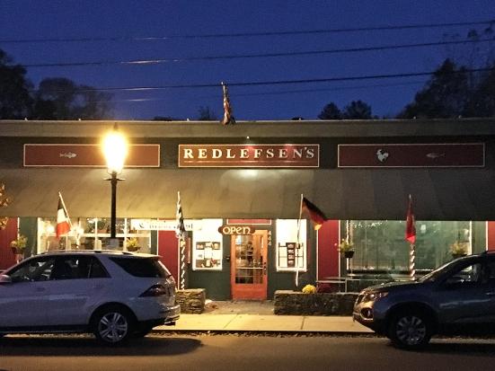 Man Fuel Food Blog - Redlefsen's - Bristol, RI