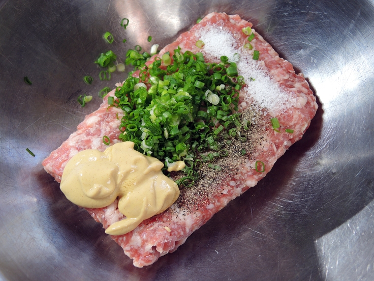 Man Fuel Food Blog - Scotch Egg Sausage Seasonings