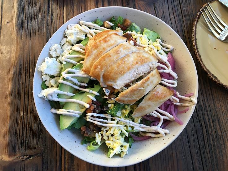 Man Fuel Food Blog - Table Restaurant - Barrington, RI - Cobb Salad