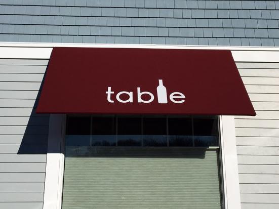 Man Fuel Food Blog - Table Restaurant - Barrington, RI