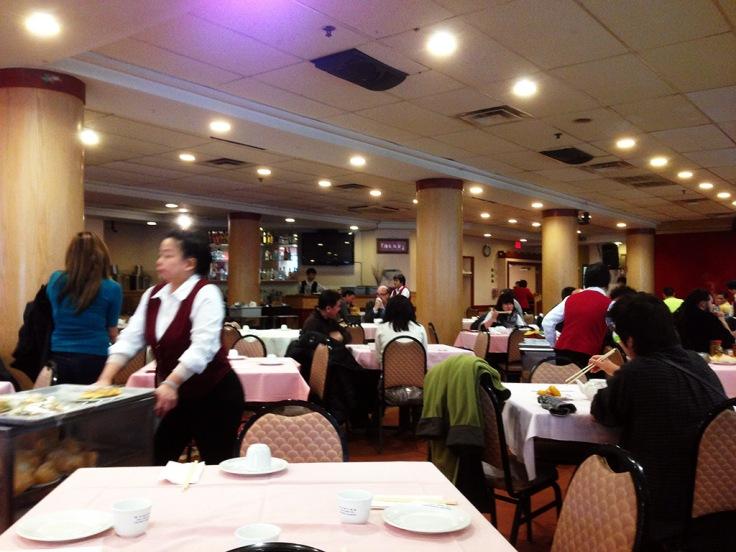 Man Fuel Food Blog - Chau Chow City - Boston, MA - Interior