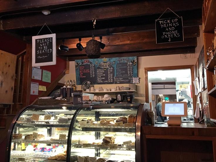Man Fuel Food Blog - Beehive Cafe - Bristol, RI - Bakery