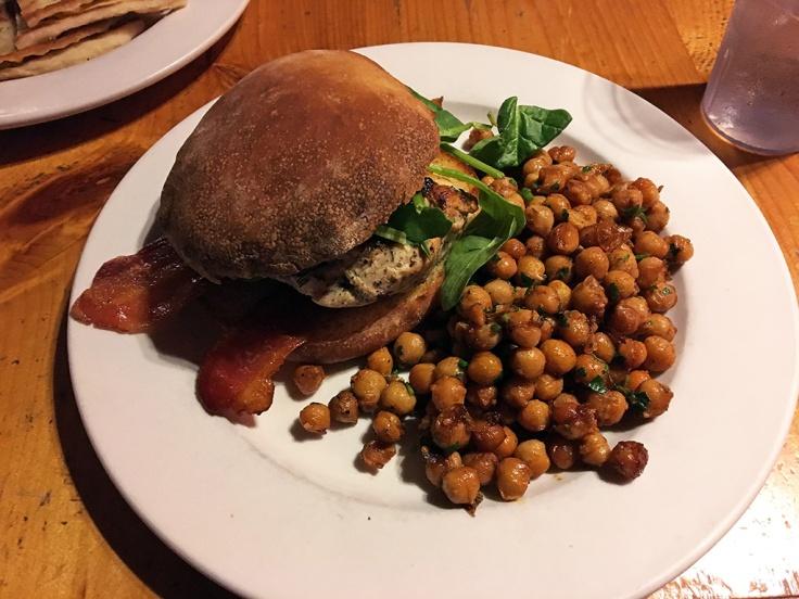 Man Fuel Food Blog - Beehive Cafe - Bristol, RI - Chicken Sandwich