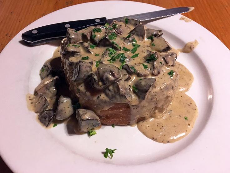 Man Fuel Food Blog - Beehive Cafe - Bristol, RI - Mushroom Toast
