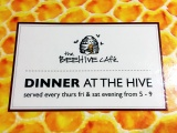 The Beehive Cafe – Dinner At The Hive Review – Bristol, RI