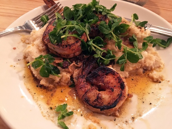 Man Fuel Food Blog - Eli's Kitchen - Warren, RI - Shrimp and Grits