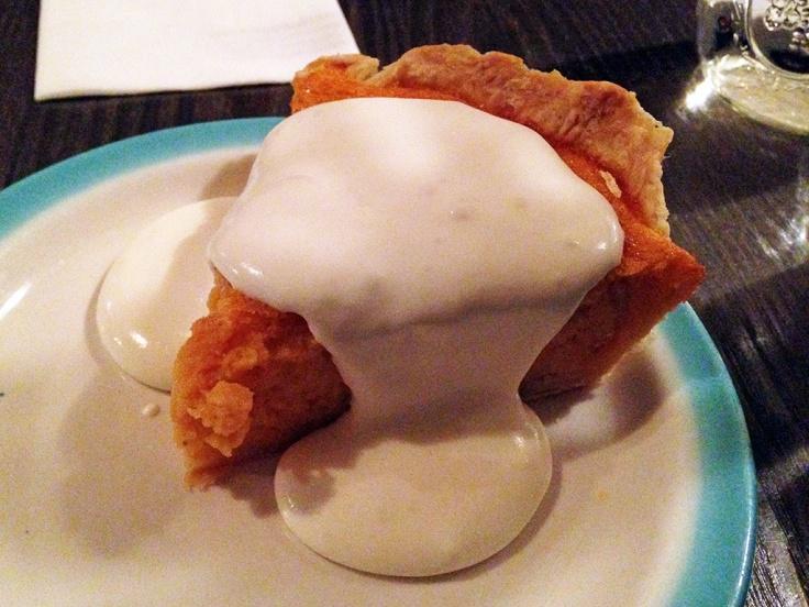 Man Fuel Food Blog - Eli's Kitchen - Warren, RI - Sweet Potato Pie