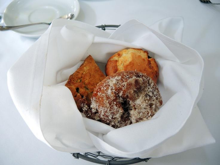 Man Fuel Food Blog - The Quarry - Hingham, MA - Pastry Basket