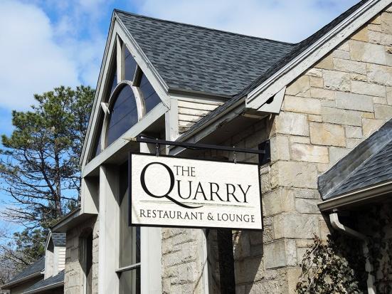 Man Fuel Food Blog - The Quarry - Hingham, MA