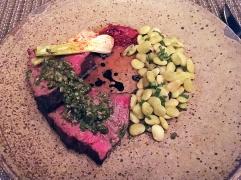 Husk - Steak and Butter Beans