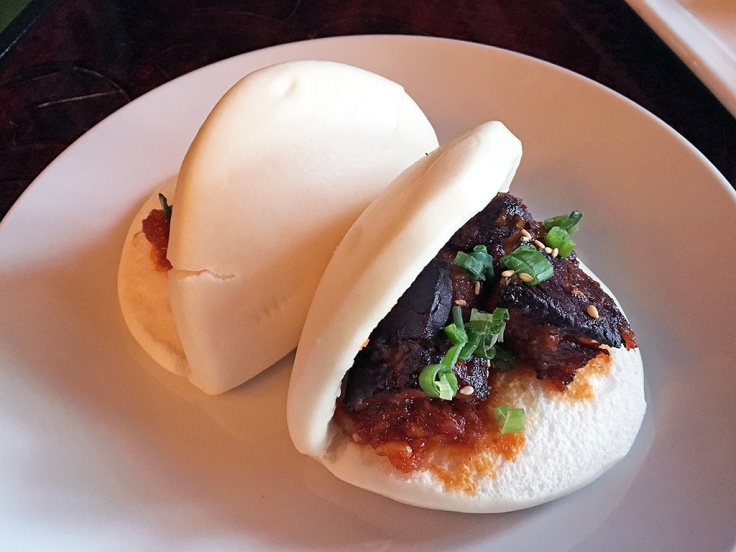 Man Fuel Food Blog - Wara Wara - Providence, RI - Pork Bun