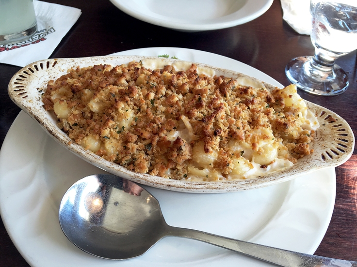 Man Fuel Food Blog - Iggy's Boardwalk - Warwick, RI - Lobster Mac and Cheese