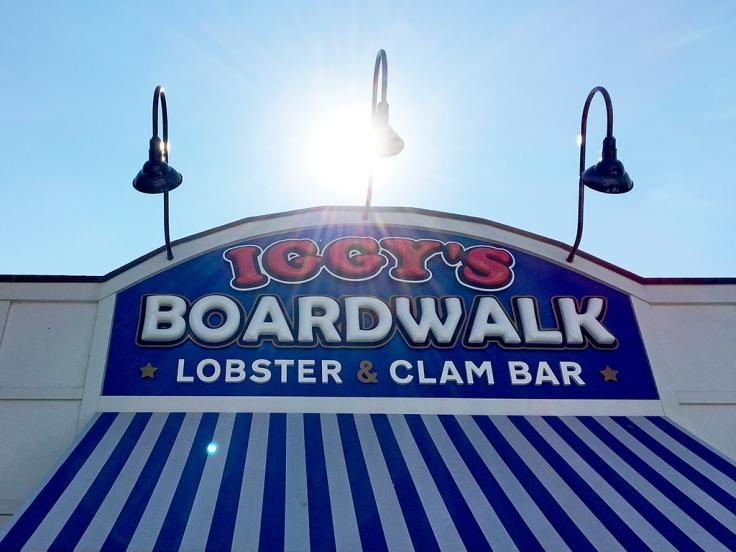 Man Fuel Food Blog - Iggy's Boardwalk - Warwick, RI