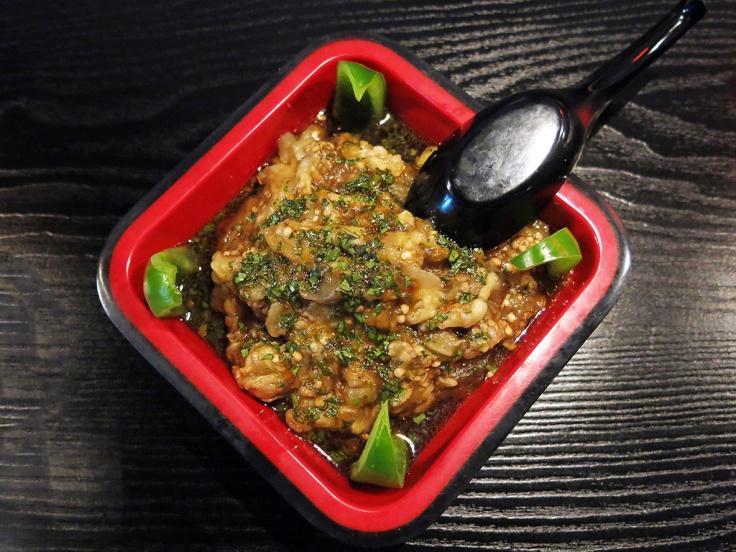 Man Fuel Food Blog - Wu Er by WOW Barbecue - Brookline, MA - Eggplant