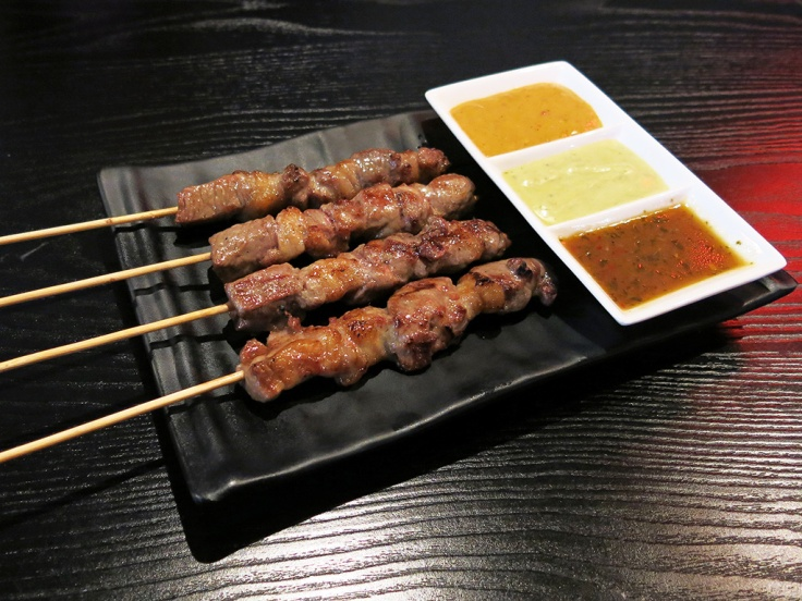 Man Fuel Food Blog - Wu Er by WOW Barbecue - Brookline, MA - Lamb Skewers