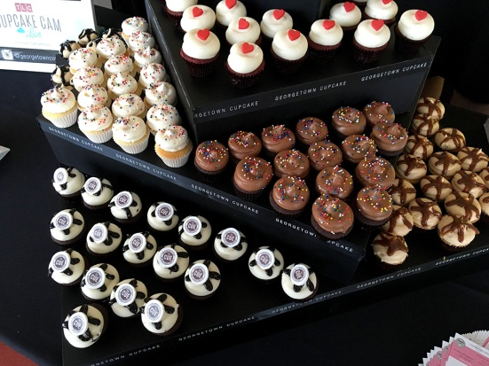 Man Fuel Food Blog - Boston Magazine The Cue - Georgetown Cupcake - Boston, MA