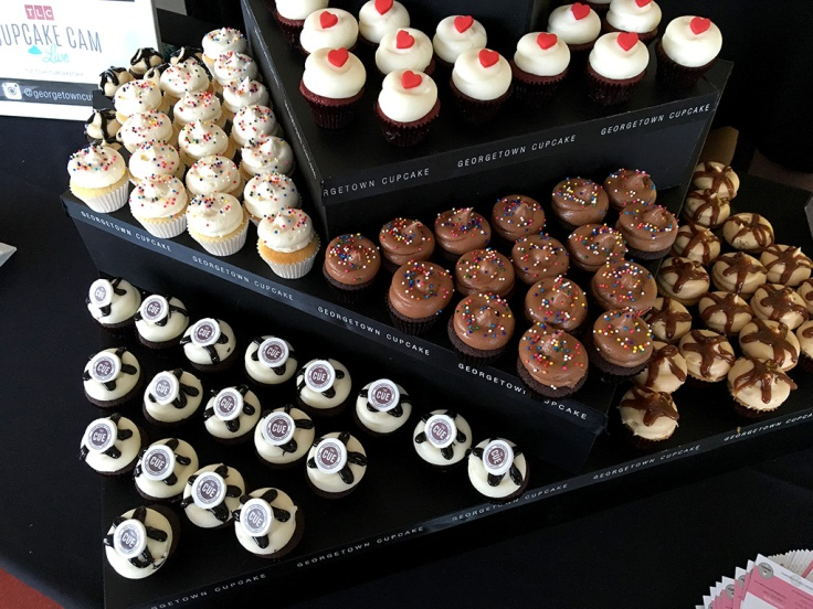 Man Fuel Food Blog - Boston Magazine The Cue - Georgetown Cupcake - Boston, MA