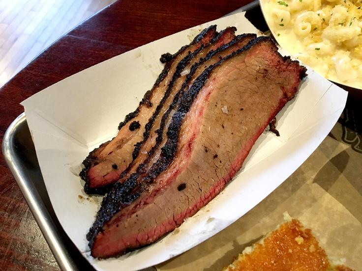 Man Fuel Food Blog - Preppy Pig BBQ - Warren, RI - Brisket
