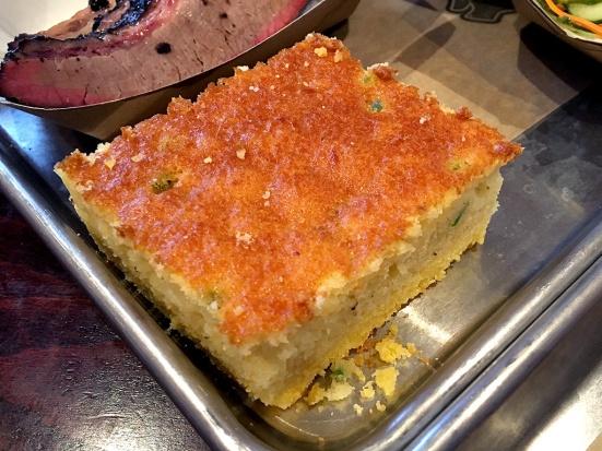 Man Fuel Food Blog - Preppy Pig BBQ - Warren, RI - Cornbread