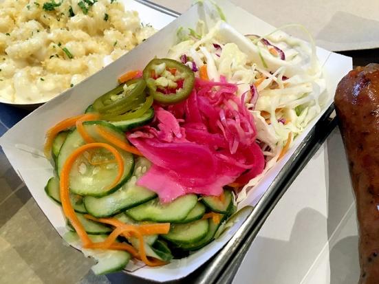 Man Fuel Food Blog - Preppy Pig BBQ - Warren, RI - Pickles