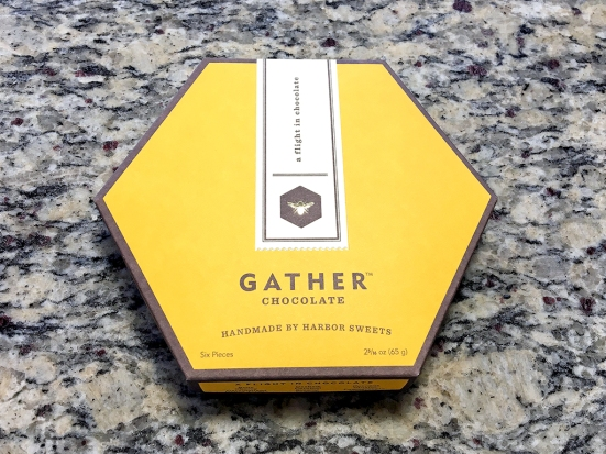 Man Fuel Food Blog - Gather Chocolate - Honeycomb Box