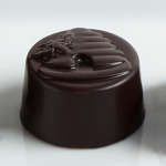 Man Fuel Food Blog - Gather Chocolate - Sesame Pomegranate Molasses Truffle