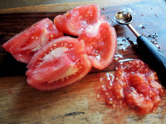 man-fuel-food-blog-homemade-tomato-sauce-recipe-deseeding