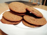 Pumpkin Spice Cookies Recipe WithoutEggs