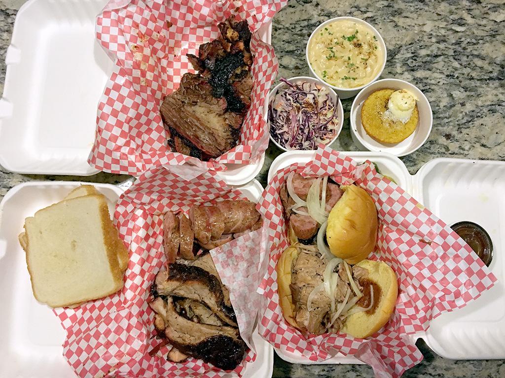 Man Fuel Food Blog - Durk's Barbecue - Providence, RI - Feast