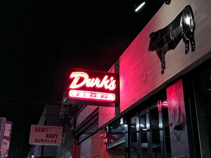 Man Fuel Food Blog - Durk's Barbecue - Providence, RI