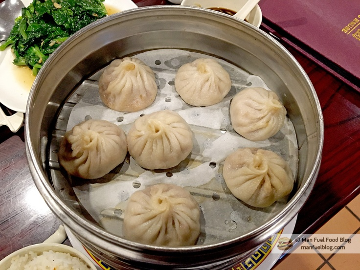 Man Fuel Food Blog - Dumpling House Review - Cambridge, MA - Pork Soup Dumplings