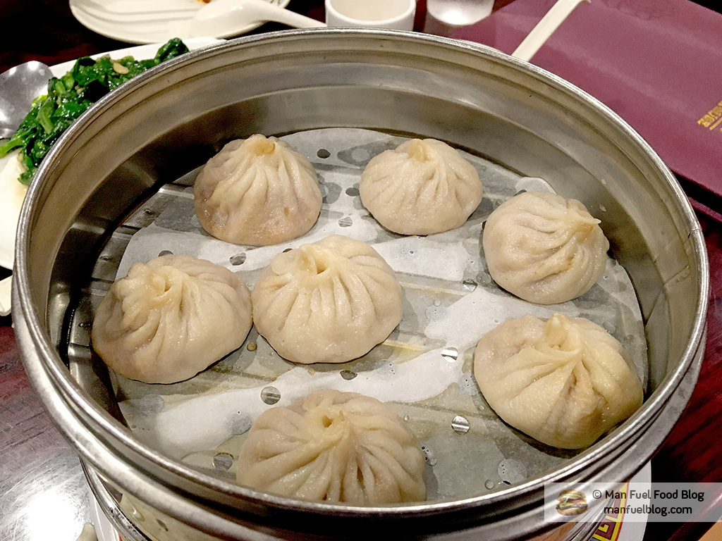 Man Fuel Food Blog - Dumpling House Review - Cambridge, MA - Soup Dumplings
