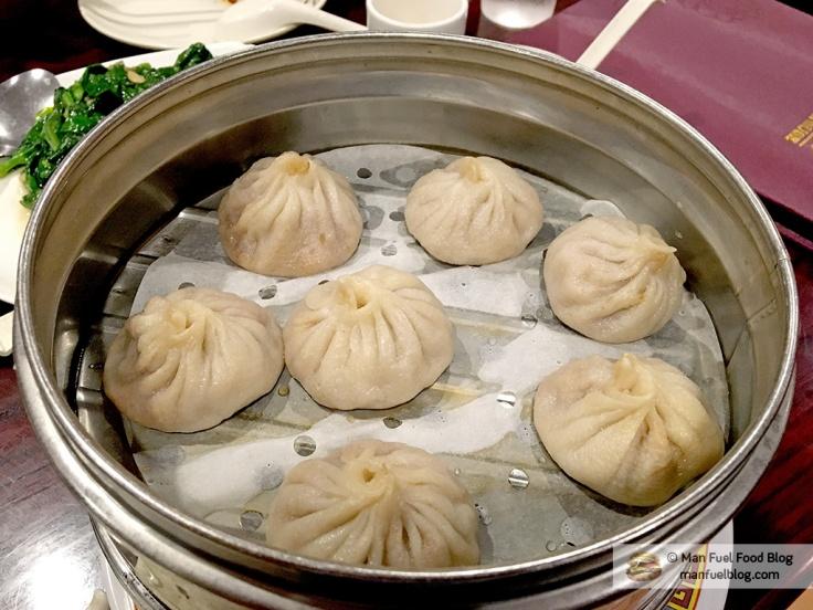 Man Fuel Food Blog - Dumpling House Review - Cambridge, MA - Soup Dumplings