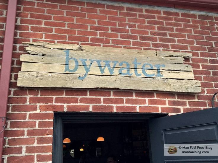 Man Fuel Food Blog - Bywater Restaurant Review - Warren, RI