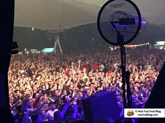 Man Fuel Food Blog - Gringo Bandito Hot Sauce Review - Backstage Crowd