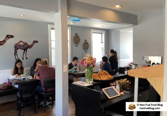 Man Fuel Food Blog - Jahunger - Providence, RI - Interior