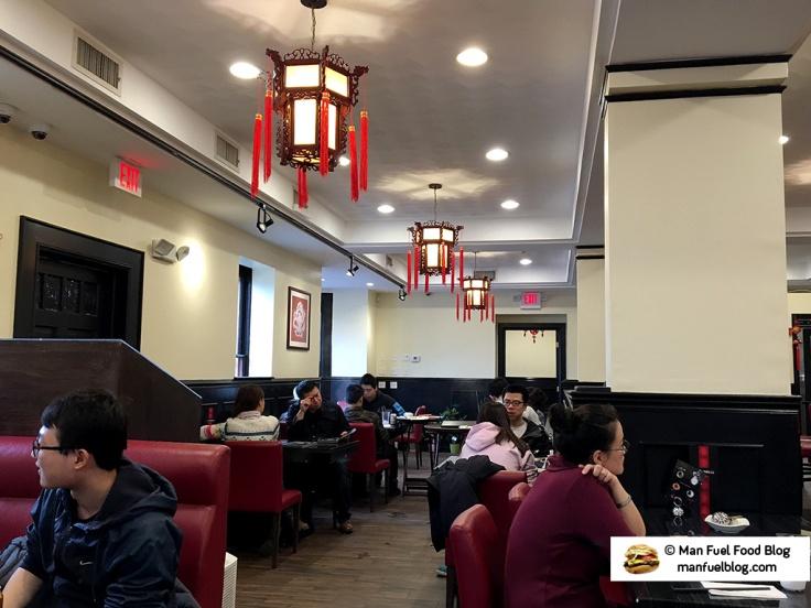 Man Fuel Food Blog - La Mei Hot Pot - Providence, RI - Interior