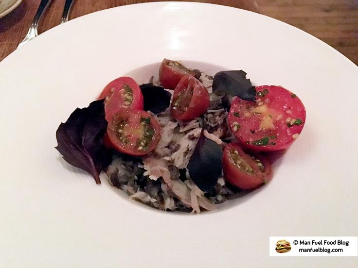 Man Fuel Food Blog - New Rivers - Providence, RI - Smoked Bluefish