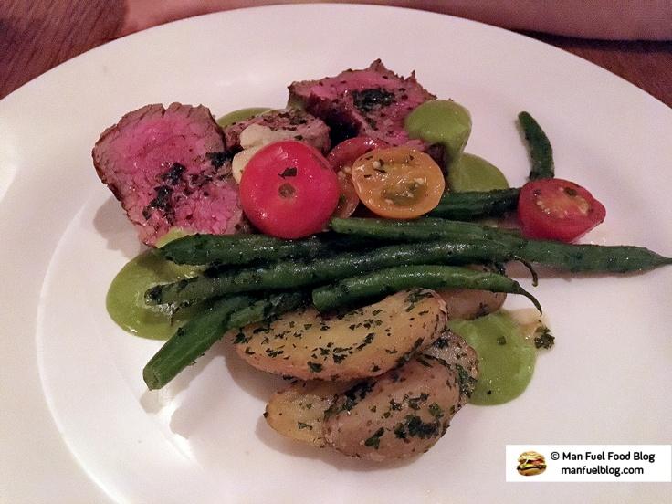 Man Fuel Food Blog - New Rivers - Providence, RI - Steak