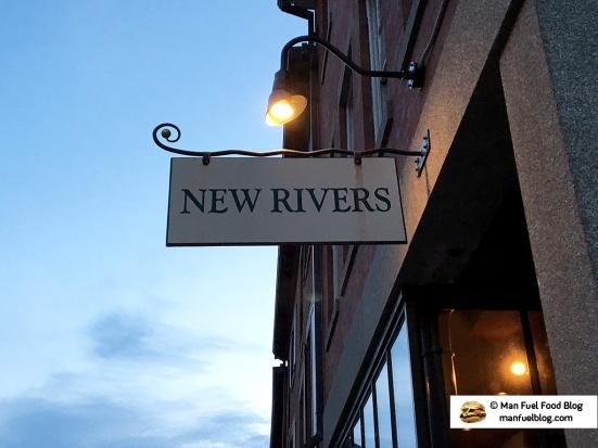 Man Fuel Food Blog - New Rivers - Providence, RI