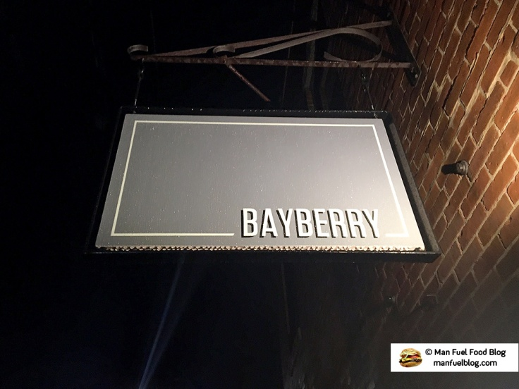 Man Fuel Food Blog - Bayberry Beer Hall Review