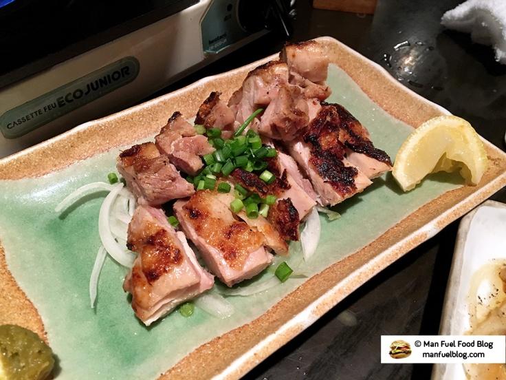 Man Fuel Food Blog - Kurara - Koenji, Japan - Chicken