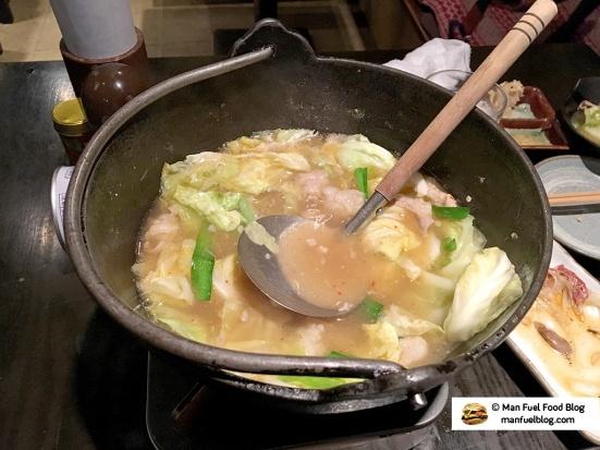 Man Fuel Food Blog - Kurara - Koenji, Japan - Hot Pot