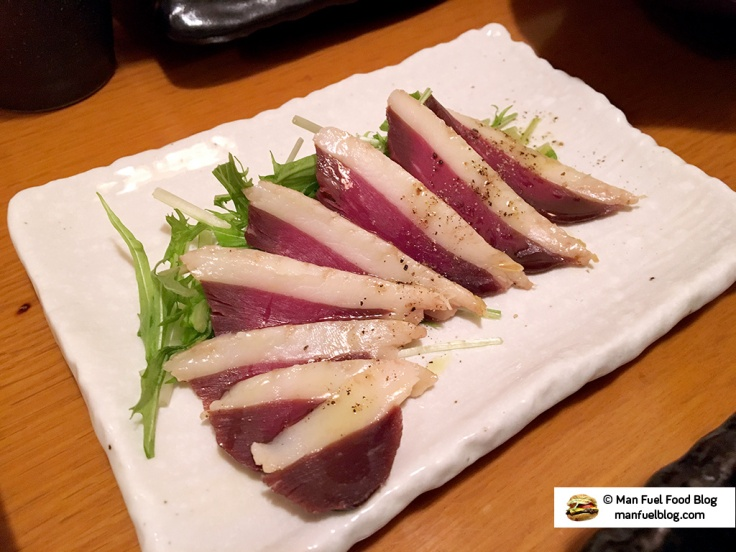 Man Fuel Food Blog - Miroku Restaurant - Koenji, Japan - Duck Breast