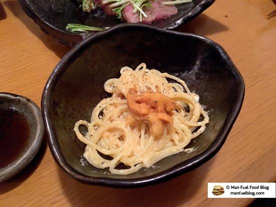 Man Fuel Food Blog - Miroku Restaurant - Koenji, Japan - Noodles