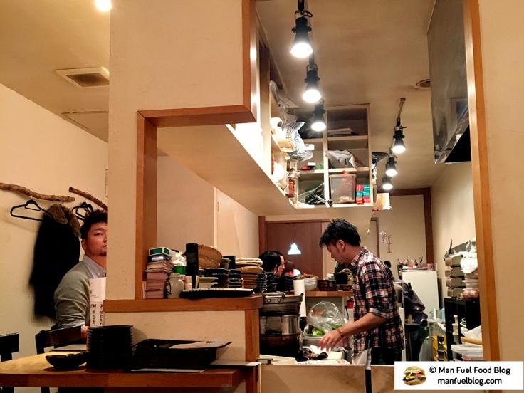 Man Fuel Food Blog - Miroku Restaurant - Koenji, Japan - Yuchiro Nakajima