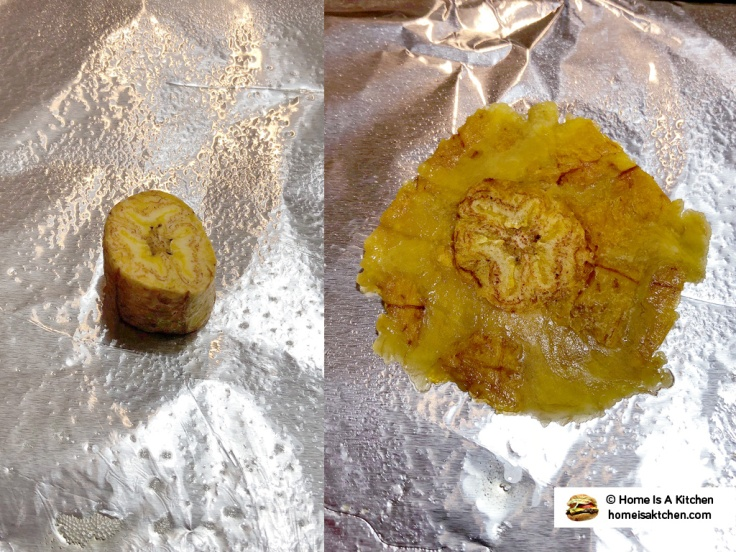 Home Is A Kitchen - Pressing Tostones