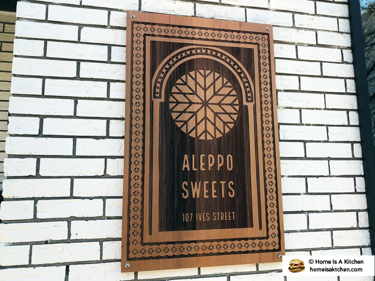 Home Is A Kitchen - Aleppo Sweets - Providence, RI