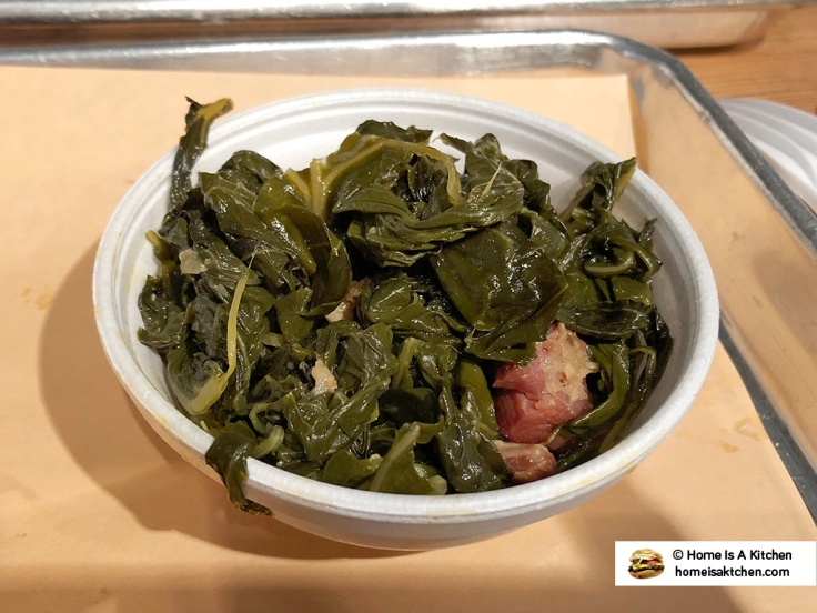 Home Is A Kitchen - Bucktown - Providence, RI - Collard Greens
