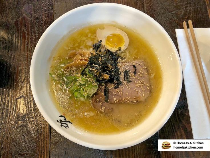 Home Is A Kitchen - Ganko Ittetsu Ramen - Providence, RI - Shoyu Ramen